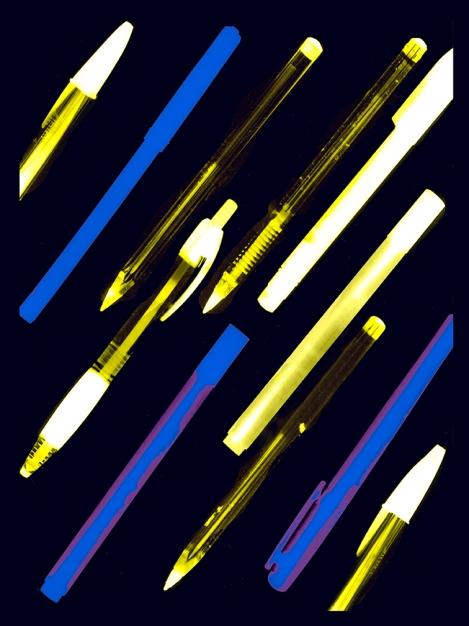 Billy pens